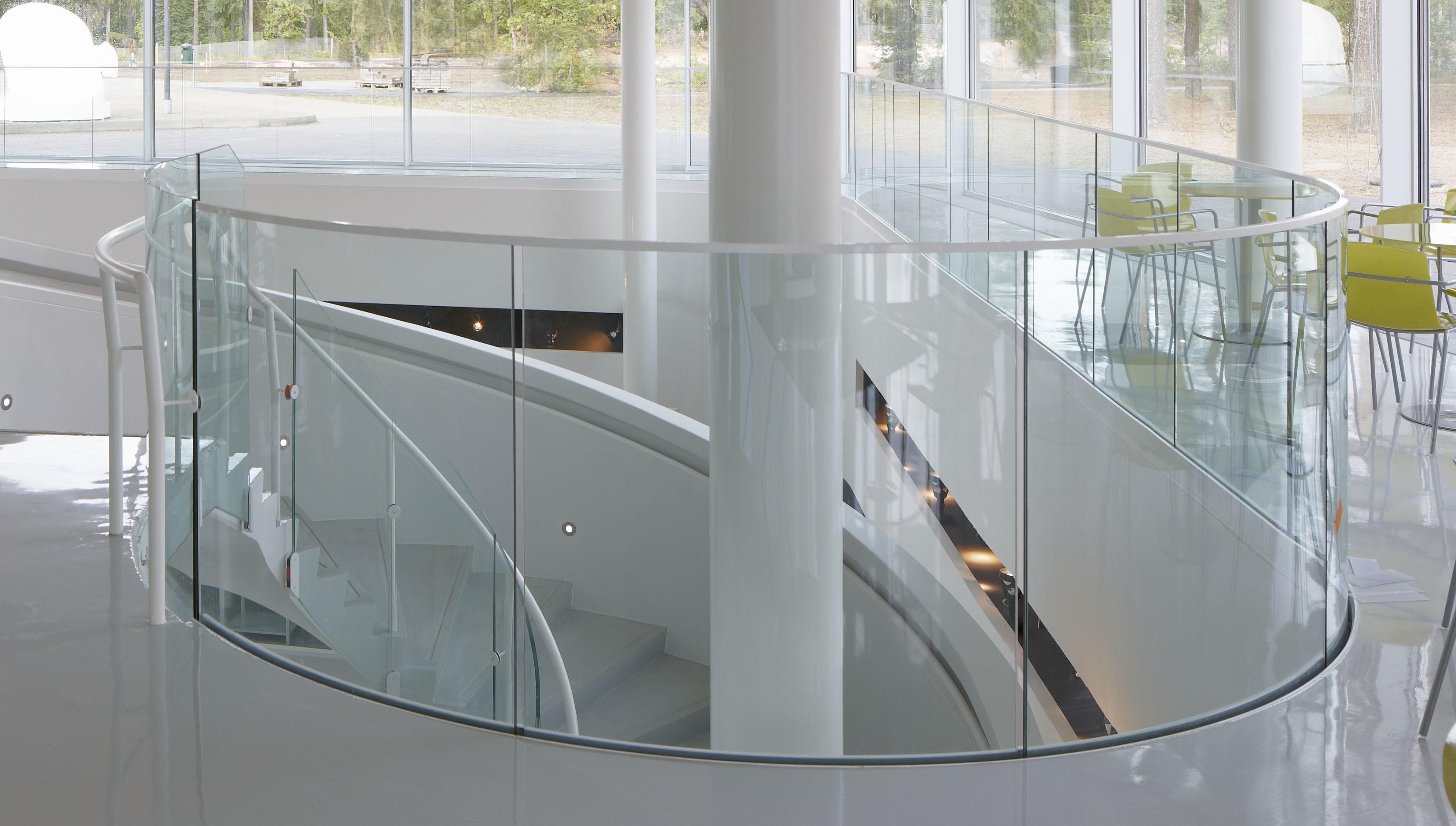 Glass Railings Alexo Metals